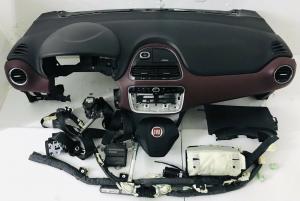 Kit Airbag Completo Fiat Grande Punto Evo Anno 2012 Originale