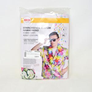 Kit Party Camicia E Collana Tg Xl
