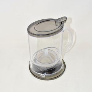Teiera In Plastica Con Filtro ( Funziona Se Appoggi La Tazza Sotto )
