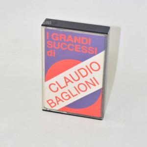 Audiocassetta Originale Claudio Baglioni