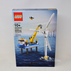 Lego 4002015 BORKUM RIFFGRUND 1 (Regalo Dipendenti Lego) Non Aperto