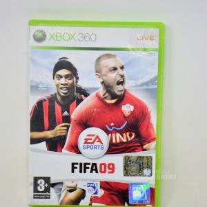 Gioco Xbox 360 Fifa 09