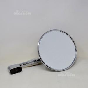 Specchio Tondo Bagno Da Muro 23cm Hansgrohe