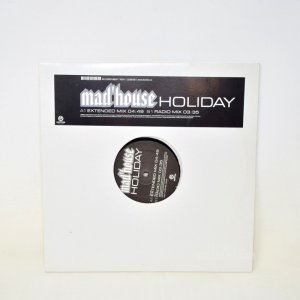 Vinile 45 Maxi Mad'house Holiday