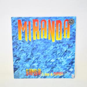 Vinile 45 Maxi Miranda Bamba!