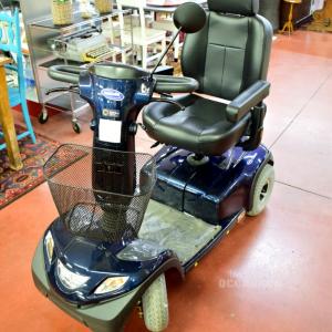 Scooter Elettrico Anziani E Disabili 4 Ruote Invacare Mod.SP1518240 BATTERIA