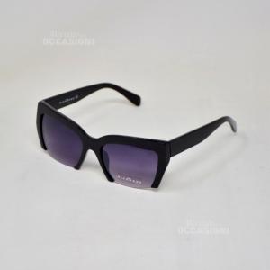 Occhiali Da Sole Richmond JR77501 Nero Lucido Spaziale Lente Nera