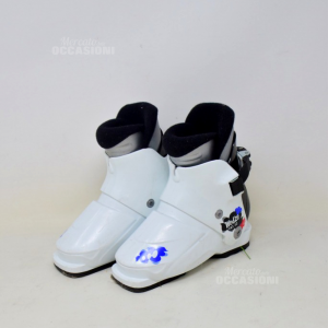 Ski Boots 211mm Wed\'ze White