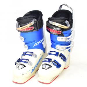 Boots Ski Atomic N 43 White Blue
