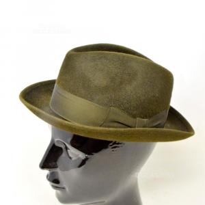 Cappello President Tg55 Verde