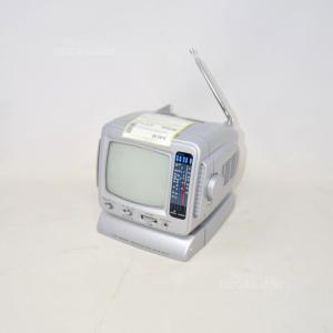 Tv Radio Portatile Con Cavo