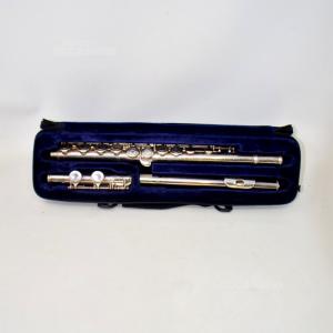 Flauto Traverso Lucien L-300 Con Custodia