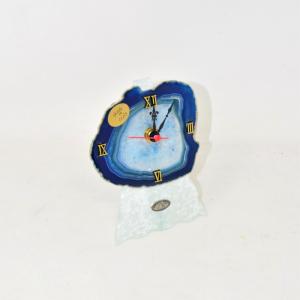 Orologio Da Tavolo Pietra Blu Piccolo