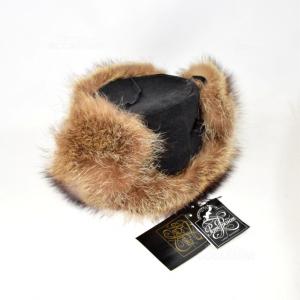 Cappello Originale Russo Con Pelo