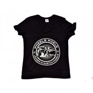 T-Shirt T-ONE for woman - Nera e Bianca