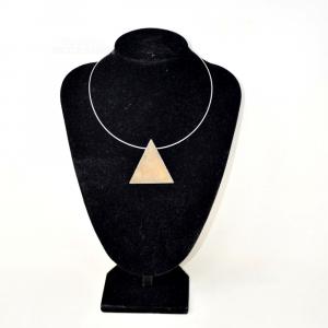Collana Argento 925 (il Triangolo No Non L'avevo Consideratoooooooooo)