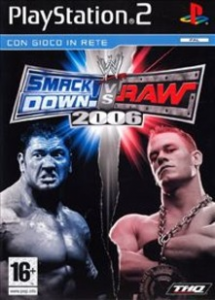 Playstation 2: Smackdown! Vs Raw 2006
