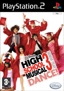 Playstation 2: Disney Sing It: High School Musical 3: Senior Year