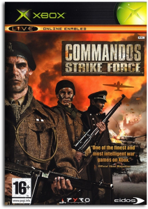 Xbox: Commandos Strike Force