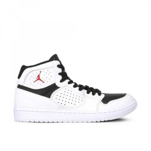 Jordan Access White/Gym Red da Uomo