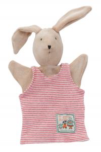 Marionetta coniglio Sylvan di Moulin Roty