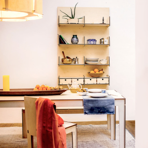 TACHI TABLE - Tavolo da pranzo e da lavoro