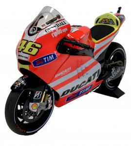 Ducati Desmosedici Gp11.1 Valentino Rossi Ducati Team Moto GP 2011