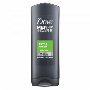 DOVE Men+Care Extra Fresh Docciaschiuma 400ml