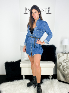 Giacca abito in Jeans