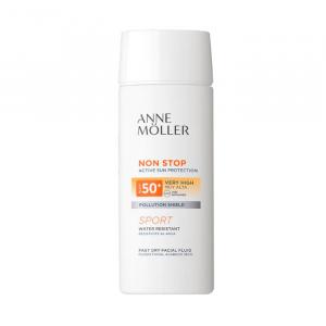 Anne Möller Non Stop Sun Protection Fluid Spf50+ 75ml