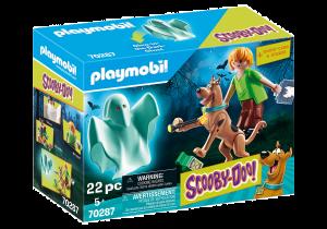 PLAYMOBIL  SCOOBY-DOO! SCOOBY & SHAGGY 70287