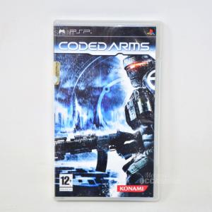 Videogioco Psp Coded Arms