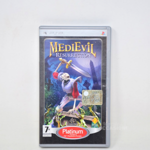 Videogioco Psp Medievil