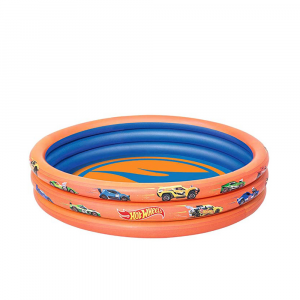 Piscina Hot Wheels Tonda