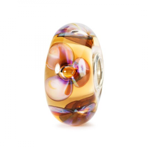 Beads Trollbeads, Violette Ambra