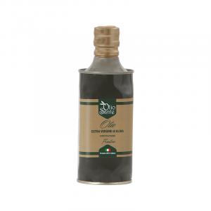 Olio extravergine di oliva Pugliese cultivar FRANTOIO Sante Lattina da 0,500 cl - Terre di Ostuni