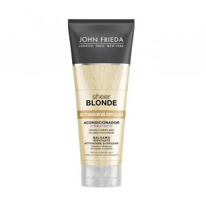 John Frieda Sheer Blonde Highlight Activating Brightening Conditioen Lighter Blondes 250ml