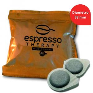 150 Cialde in carta filtro diametro 38 mm miscela Ardore Espresso Therapy