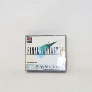 Videogioco Playstation 1 Final Fantasy VII Pacchetto Completo