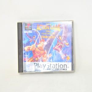 Videogioco Plasy Station 1 Action Game Presenta Hercules