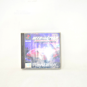 Videogioco Need For Speed Road Challenge per play station 1