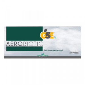 GSE Aerobiotic Adulti 10 FL 50 ML