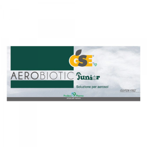 GSE Aerobiotic Junior 10 FL 50 ML