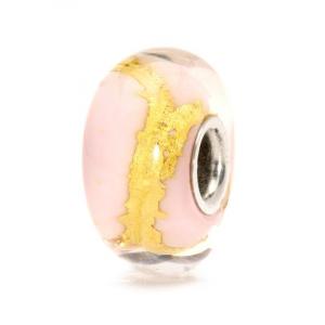 Beads Trollbeads, Oro Rosa