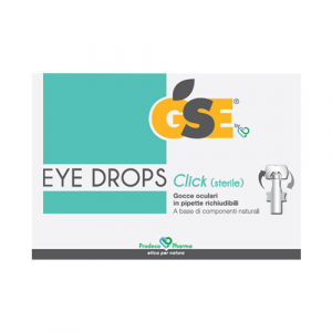 GSE Eye Drops Click Gtt 5 ML