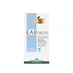 GSE Ear Drops Free 10 Pip 0,3 ML