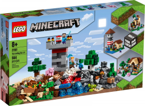 LEGO MINECRAFT CRAFTING BOX 3.0 21161