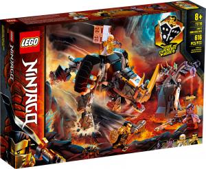 LEGO NINJAGO CREATURA MINO DI ZANE 71719