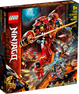 LEGO NINJAGO MECH PIETRA-FUOCO 71720