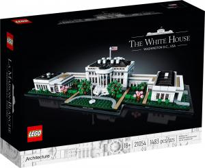 LEGO ARCHITECTURE LA CASA BIANCA 21054